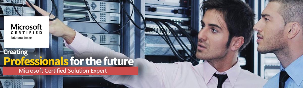 Microsoft Certified Solutions Expert (MCSE) | Hi-Tech